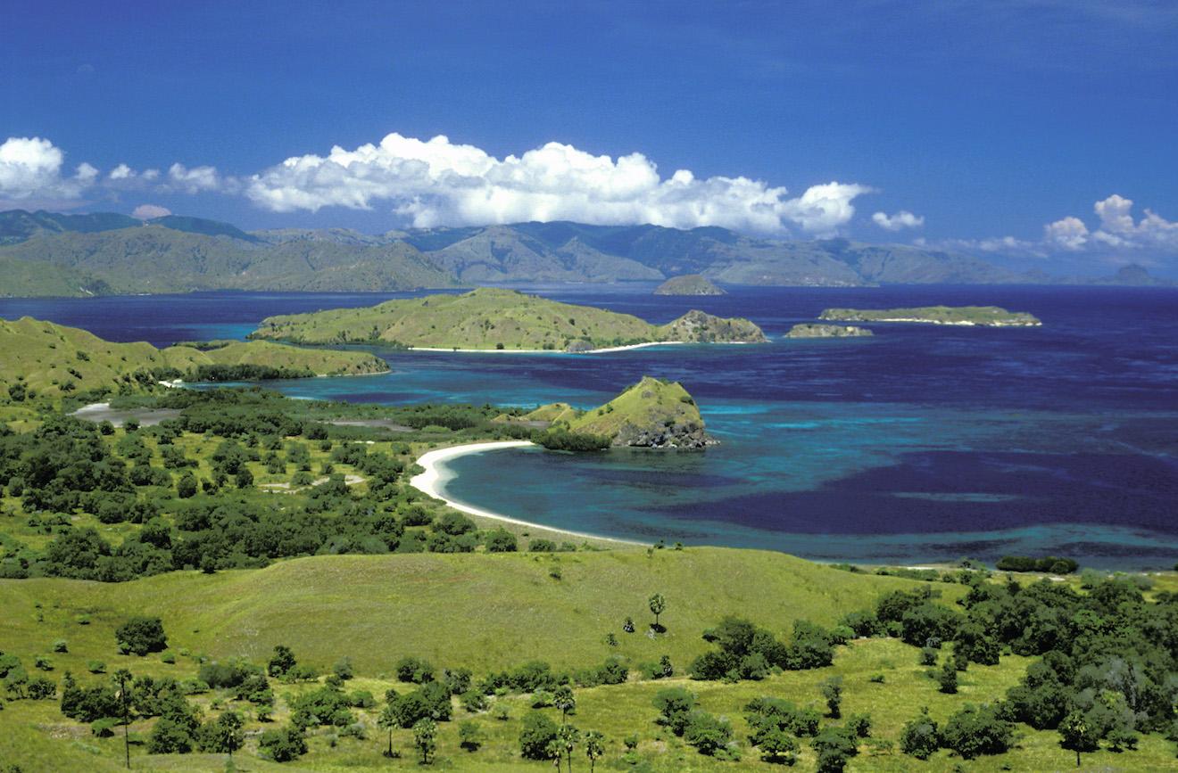 Komodo Island - Komodo-Nationalpark in Indonesien verlangt 1000 Dollar Eintritt